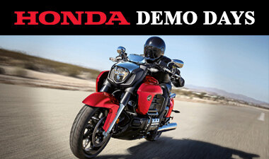 Honda Demo Days